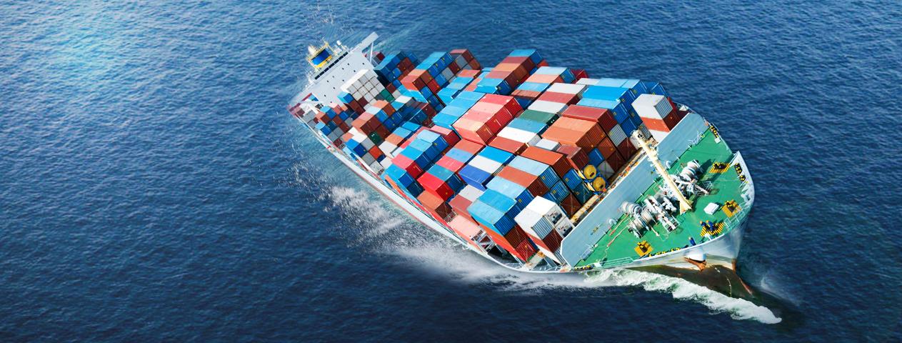 gemi yurtdışı kargo