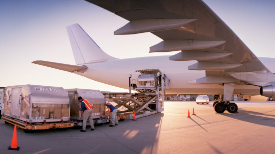 uçak kargo özel çözüm